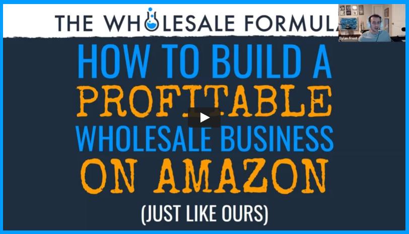 Wholesale formula free